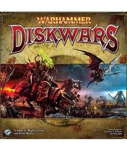 Warhammer: Diskwars - Juego de Mesa