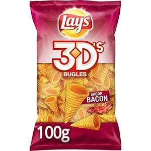 [Descuento al tramitar] Lay'S Bugles 3D'S Bacón y mas sabores
