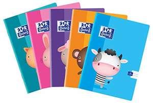 10 cuadernos A5 Oxford a 5€