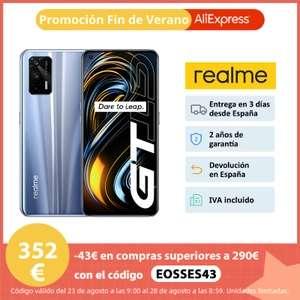 Realme GT 5G 8G 128G