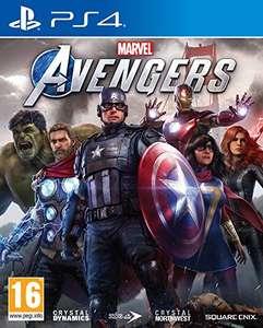 Marvel´s Avengers PS4