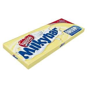 20 tabletas de 100 gramos de Milkybar por 13,20€ y otros chollos chocolateados