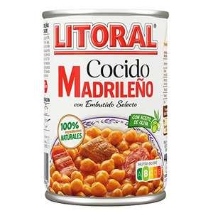 Cocido Madrileño Litoral