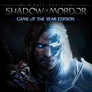 La Tierra Media: Sombras de Mordor Edición Game of the Year [PC, Steam]