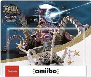 Figura Amiibo Guardian Serie Zelda Nintendo (articulada - interactiva NFC)
