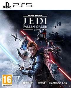 Star Wars Jedi Fallen Order PS5 más ofertas en descripción