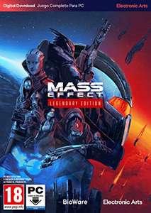 Mass Effect Legendary Edition | Código Origin para PC