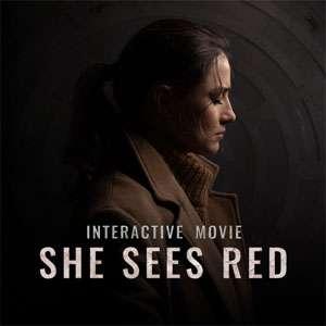 She Sees Red - Película de misterio interactiva