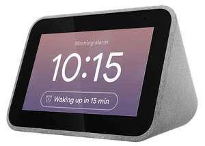 Pantalla Lenovo Smart Clock asistente de Google solo 29.9€