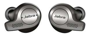 Jabra Elite 65t - Auriculares True Wireless (Bluetooth 5.0, inalámbricos) con Asistente de Voz, Negro y Cobre