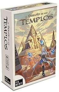 El Desafío De Los Templos - Juego de Mesa
