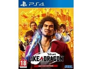 Yakuza: Like a Dragon Day One Edition - PS4 (MediaMarkt)