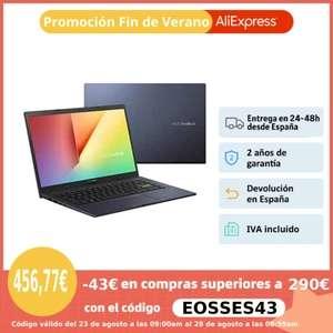 Portátil ASUS VivoBook 8GB-SSD 512GB