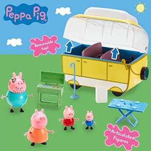 Peppa Pig Campervan Playset   Cupón -5€
