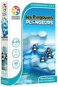 SmartGames - SG 431 ES - Pingüinos de buceo - Juego de rompecabezas y colocación