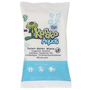 12 paquetes de toallitas humedas