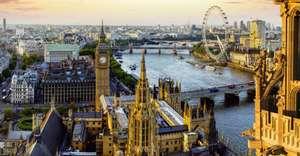 Reino Unido en Hoteles 2/3* (4 noches+Cancela gratis) + Desayunos +Vuelos solo 83€ (Varios aeropuertos) (PxPm2)