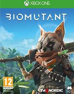 Biomutant Xbox One / PS4