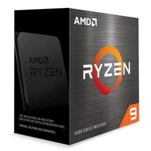 AMD Ryzen 9 5950X 3.4 GHz