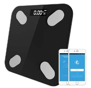 Báscula inteligente 17 medidas corporal solo 7.9€ (desde España)