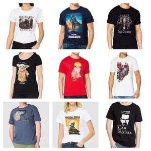 Camisetas frikis de manga corta por -8€. Tallas sueltas.