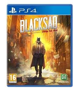 Blacksad: Under The Skin - Limited Edition -PS4