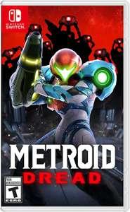 Metroid Dread - Nintendo Switch (Reserva)