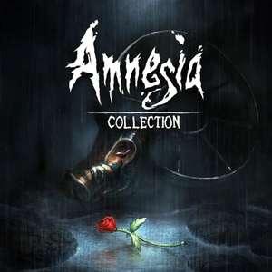 Amnesia: Collection rebajado un 90% (PS4/PS5) (Miembros playstation plus)