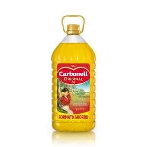 Aceite carbonell 5 litros oliva suave
