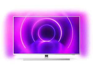 """TV LED 65"""" - Philips 65PUS8505/12, UHD 4K, 3840 x 2160 píxeles, Smart TV, P5, 4 HDMI, 2 USB, Plata"""