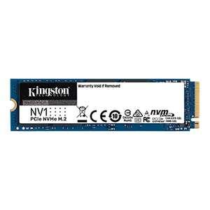 SSD Kingston NVme 2TB por solo 159.90€