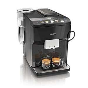 Cafetera espresso superautomática Siemens TP503R09, EQ.500 Classic, Negro, 1500 W, 1.7 litros, Plástico