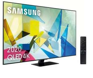 "TV QLED 55"" - Samsung QE55Q82TATXXC, UHD 4K Direct Full Array HDR 1500, Quantum Processor 4K"
