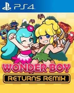 WonderBoy Returns Remix (PS4)