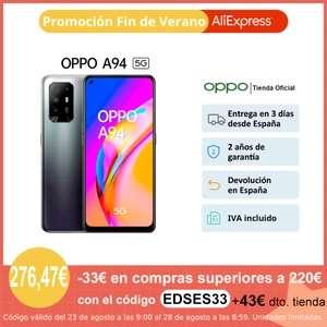 Preciazo!! OPPO A94 ((249€))
