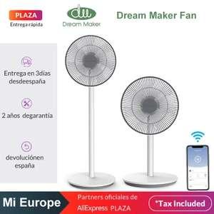 Ventilador inteligente con bateria DREAM MAKER