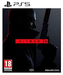 Hitman III ediciòn PS5