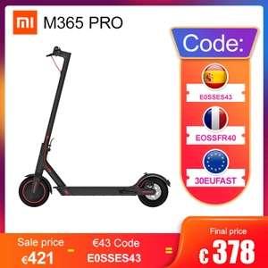 Patinete eléctrico Xiaomi M3655 Pro - DESDE ESPAÑA