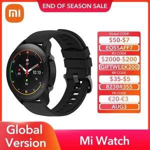 Xiaomi-reloj inteligente Mi Watch