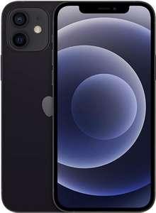 "iPhone 12 (128 GB) Negro | 5G | A14 | 6.1"" OLED | Media Markt y Amazon por 799 €"