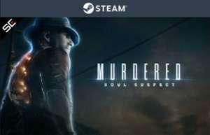 Murdered: Soul Suspect PC (STEAM)