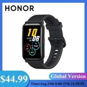 "Honor Reloj inteligente BT 5.1 Pantalla AMOLED 1,64"" (Desde España)"