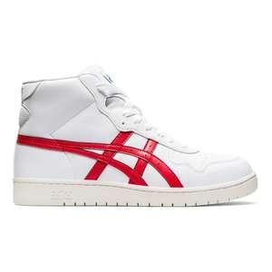 Zapatillas ASICS Japan L blanco rojo