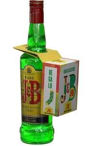 Calcetines J&B + regalo botella de whisky J&B 700ml [más opciones en descripción]