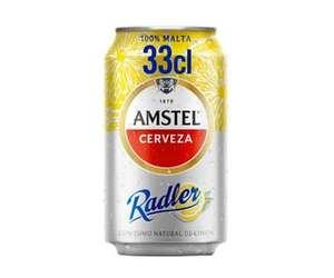 Amstel Radler Limón 33 cl (Tenerife)