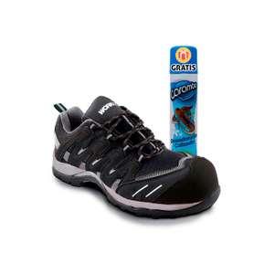 Desodorante para calzado GRATIS con la compra de cualquier calzado de seguridad workfit