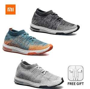 Zapatillas deportivas Xiaomi Mijia + auriculares de regalo