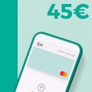 45€ GRATIS + cashback en Blablacar con N26