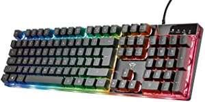 Trust Gaming GXT 835 Azor Teclado gaming