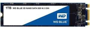 Western Digital - WD Blue SSD - SSD interno 1TB M.2 SATA 3D NAND (COMO NUEVO)